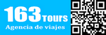 ★★★★★163Tours 西班牙163旅行社 – International travel agent Logo